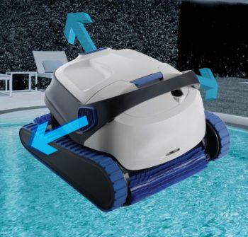 dolphin s pulitore piscina